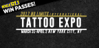 Win Passes to the No Limits Tattoo Expo