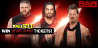 Win WWE RAW Tickets