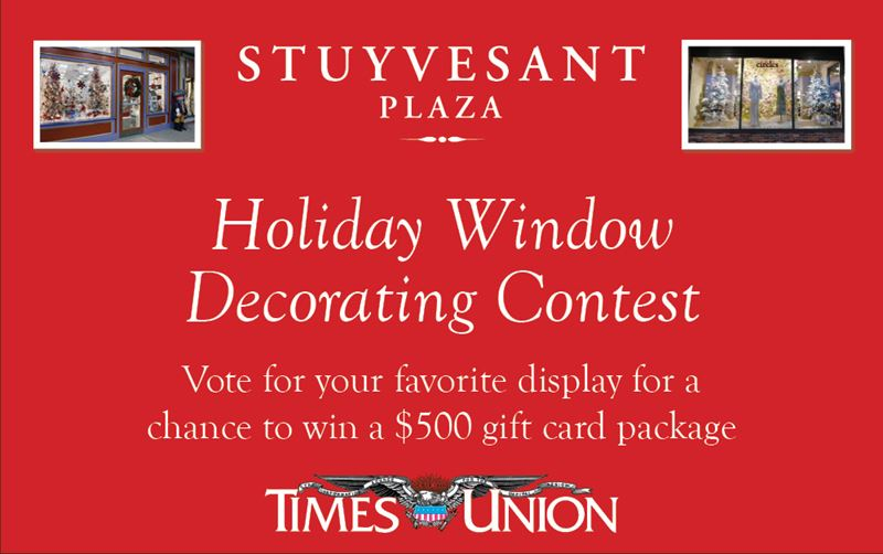 Stuyvesant Plaza Window Decorating Contest 2020