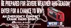Midland Weather Radio Giveaway
