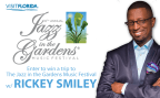 Jazz In The Gardens Music Festival Giveaway