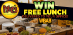 WBAB Moe's Free Lunch Contest