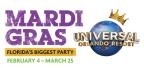 Universal Mardi Gras Web Contest