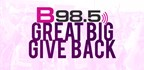 Tad & Melissa�s Great Big Give Back