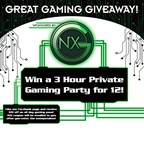 Great Gaming Giveaway!
