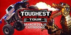 Toughest Monster Truck Tour Ticket Giveaway