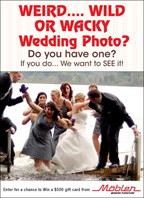 SAG Funny Wedding Photo Contest