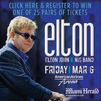 MH 2015 - Elton John Giveaway 2/22-3/1