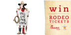 ChickFila Rodeo Tickets