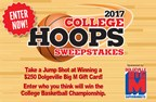 College Hoops Sweepstakes