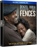 Fences Blu-Ray Giveaway