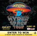 Win Tickets to see Boston with Joan Jett and the Blackhearts