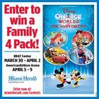 MH- Disney on Ice Contest