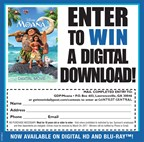 Enter to win a Digital Copy of