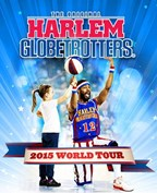 Win Tickets to the Harlem Globetrotters 2015 World