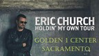 Eric Church Holdin' my own tour Suite Tickets