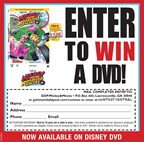 Enter to win the DVD of Mickey and the Roadster Racers