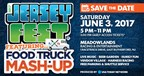 JerseyFest Featuring Food Truck Mash-Up