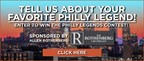Rothenberg Philly Legends Franklin Institute Sweepstakes May