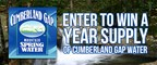 Cumberland Gap Water for a year contest