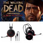 The Walking Dead/Audio-Technica Headphone Giveaway