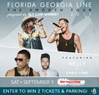 Win tickets to see Florida Georgia Line featuring Nelly and Chris Lane