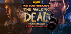 Win A Copy Of The Walking Dead � A New Frontier!