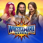 Wrestle Mania Axxess Web Contest