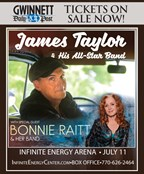 Win James Taylor tickets