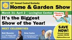 42nd Central Kentucky Home & Garden Show