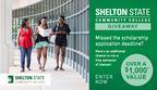 Shelton State Community College scholarship