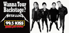 Metallica tix w/ GP Backstage Tour