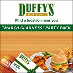 2017 Duffy's Sports Grill March Gladness Sweepstakes