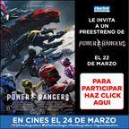 ENH-Power Rangers Advance Screening