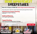 Home Improvement Sweepstakes
