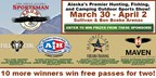 The Great Alaska Sportsman Show Giveaway