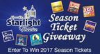 Starlight 2017 Sweepstakes