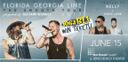 WIN TICKETS TO SEE FLORIDA GEORGIA LINE WITH SPECI