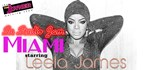 In Studio Jam Miami - Leela James