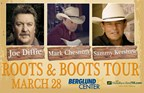 Joe Diffie Tickets Giveaway