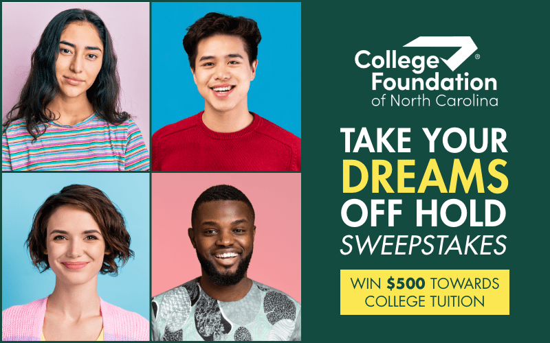 Take Your Dreams Off Hold Sweepstakes