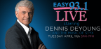 EASY LIVE starring Dennis DeYoung