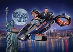 Race Through New York Starring Jimmy Fallon at Universal Orlando