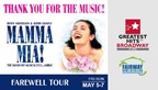 Mamma Mia Ticket Giveaway