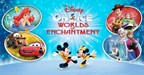 Disney On Ice presents Worlds of Enchantment Sweepstakes