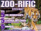 Zoo-rific Giveaway