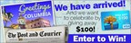 Columbia - Enter to Win $100 Visa gift card!