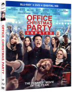 Office Christmas Party Blu-ray