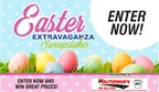 Easter Extravaganza Sweepstakes 2017