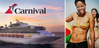 Online and APP sweepstakes Carnival Cruise